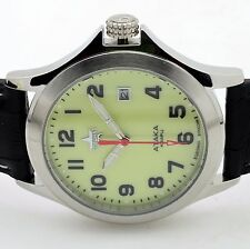 RUSSIAN SLAVA SPECNAZ ATTACK 2100312 MILITARY MENS WRIST QUARTZ WATCH BRAND NEW)
