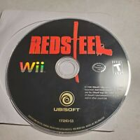 Red Steel Nintendo Wii 2006 Game Only