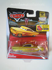 CARS Disney pixar cars 2015 YELLOW RAMONE radiator mattel 2/19 sc 1:55 maclama