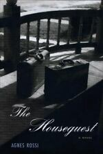 The Houseguest by Agnes Rossi (2000, Hardcover) Book