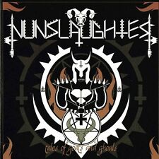 "Nunslaughter ""tales of goats and Ghouls"" CD + DVD [Legendary satanic death métal]"