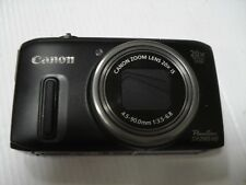 LikeNew Canon Powershot SX260 12MP Digital Camera with 20x Optical Zoom