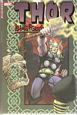 Lot # 983 Thor: Blood Oath Marvel Comics Hardcover from 2006 (144 Pages) Oeming