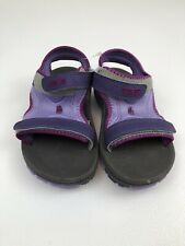 Teva Kids SIZE 12 Psyclone 2 Water Sport Sandals Purple Hot Pink Charcoal