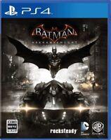 USED PS4 Batman: Knight Arkham