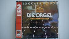 Toccata & Fuge - Die Orgel Königin der Instrumente - 2 CD