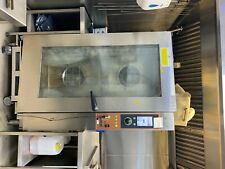 More details for lainox combi oven kme201x gas 20 grid combination