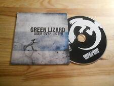 CD Metal Green LIZARD-WALK OVER WATER (1) canzone MCD I-Scream Rec CB
