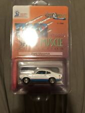 Tiger Wheels White 70 Ford Maverick Grabber 1/1500 VHTF!!!