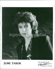 June Tabor Original Music Press Photo