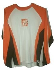 Tony Stewart Home Depot #20 Authentic on Track Apparel Long Sleeve Nascar