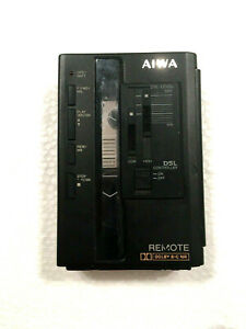 AIWA HS-PX10 stereo  cassette player Made in Japan. Dolby B C