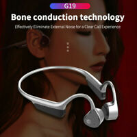 Bone Conduction Headset Wireless Bluetooth Wireless Headphones Sport A3A2
