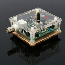 DIY kits S-PIXIE CW QRP Shortwave Radio Transceiver 7.023Mhz With Case 9-13.8V