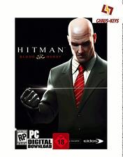 Hitman Blood Money Steam Key Pc Game Code Download Neu Global [Blitzversand]