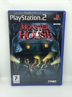 Monster House (PS2), Good PlayStation2, Playstation 2 Video Games