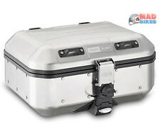 GIVI DLM30A Dolomiti Aluminio Motocicleta Equipaje Caja Superior/Alforja Case 30L