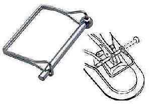 Attwood 11029-6 Trailer Coupler Locking Pin 3873
