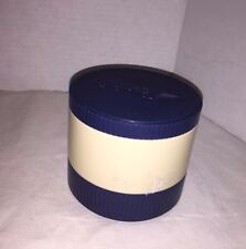 Aladin Soup Thermos Container Blue And White