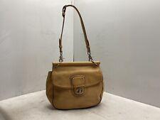 COACH LEATHER Satchel Handbag Willis Crossbody  19132