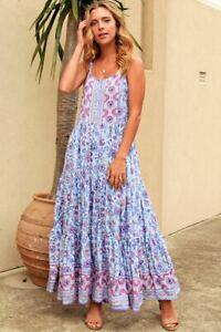 Kayla Slip Maxi Dress