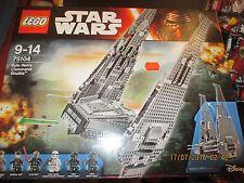 Lego 75104 Star Wars Kylo Ren Neu und Verpackt Sammlerauflösung