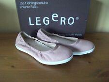 Ladies LEGERO 830 MALEO Pink SYNTHETIC LEATHER Slip On SHOE Size UK4 EUR37 New!