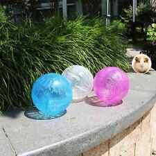 Lovely Pet Rodent Jogging Hamster Gerbil Rat Toy Plastic Exercise Ball Random