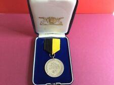 Medaille Silber / Zum 40 Jährigen Arbeitsjubiläum / Für Treue Arbeit