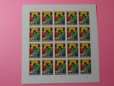 Stamps US * Sc 4584 * Kwanzaa * Family * 2011 * Sheet of 20 * MNH *
