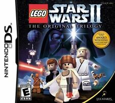LEGO Star Wars II: The Original Trilogy ( Nintendo DS ) Lite Dsi xl 2ds 3ds xl