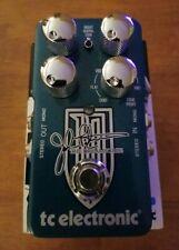 TC Electronics John Petrucci Dreamscape Modulation Effects Pedal Barely Used!