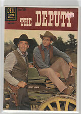 Dell Four Color # 1130 The Deputy VF+ OW