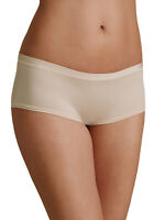 M /& S size 12 comfort flexifit low rise shorts knickers panties Natural