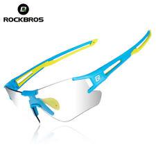 ROCKBROS Cycling  Sunglasses  Sports Eyewear  Photochromic UV400 Goggles