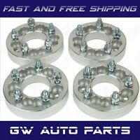 "4 PCs 1.5"" WHEEL SPACER ADAPTERS 5X135 or 5X5 TO 5X5.5 CB 87.18 STUDS 1/2""-20"