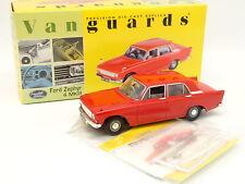 Avanguardie 1/43 - Ford Zephyr 4 MKII Rosso