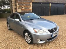 Lexus IS250 83000 miles black luxury leather seats heated and refrigerated A1vgc