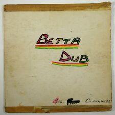 """Dub Specialist """"Better Dub"""" Reggae LP Studio One"""