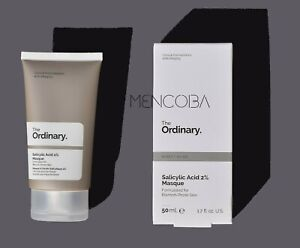 The Ordinary Salicylic Acid 2% Masque Gesichtmaske 50ml ORIGINAL by MENCOBA