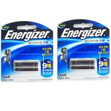 Energizer L92BP2 Single Use Batteries AAA ULTIMATE LITHIUM Battery 4 Pack