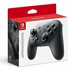 Nintendo Switch Pro Controller Gamepad Nero
