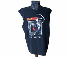 At the Gates Suicidal Final Slaughter USA 2008 Tour Shirt Black 2 Sided XL