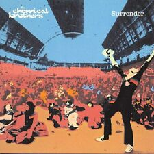 THE CHEMICAL BROTHERS - SURRENDER (20TH ANNIVERSARY) [2CD] NEW & SEALED