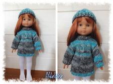 vetement poupée compatible corolle petites chéries/Paola Reina 32/33 cm