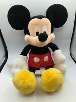 Walt Disney Store Mickey Mouse Plush Kids Soft Stuffed Toy Animal Doll Stamped
