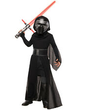 "Force Awakens Kids Kylo Super Dx Star Wars Costume,L,Age 8-10,HEIGHT 4' 8"" - 5'"