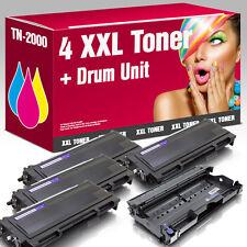 4 Toner + 1 Trommel kompatibel mit Brother HL 2030