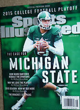 2015 MICHIGAN STATE SPORTS ILLUSTRATED CORRECTED SI MARK DANTONIO MSU SPARTAN !