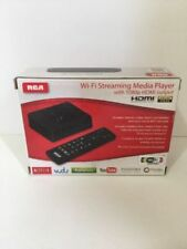 RCA DSB872WR Wi-Fi HDMI Output Streaming Full 1080p with Media Player